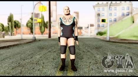 WWE Tensai für GTA San Andreas zweiten Screenshot