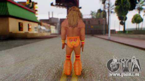 U Warrior für GTA San Andreas dritten Screenshot