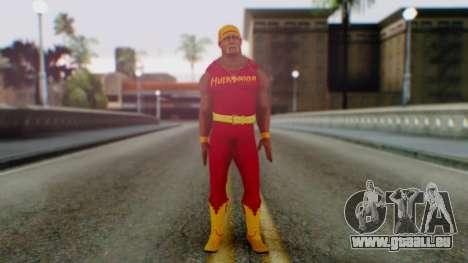 WWE Hulk Hogan für GTA San Andreas zweiten Screenshot