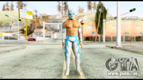 WWE Sin Cara pour GTA San Andreas deuxième écran