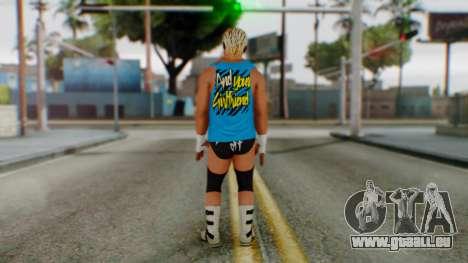 Dolph Ziggler 2 pour GTA San Andreas troisième écran