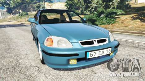 Honda Civic 1997 für GTA 5