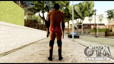 WWE Wade Barret pour GTA San Andreas troisième écran