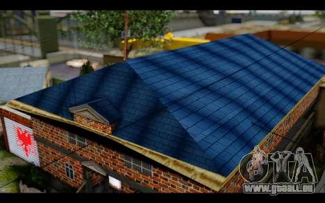 New CJ House pour GTA San Andreas troisième écran