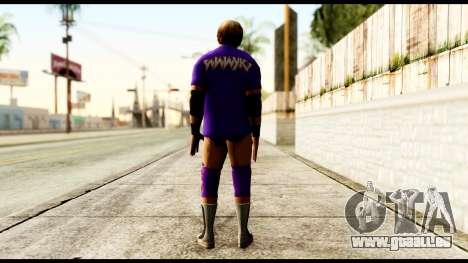 Zack Ryder 2 pour GTA San Andreas troisième écran