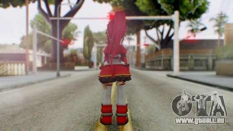 Elsword Online - Elises pour GTA San Andreas troisième écran
