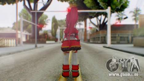 Elsword Online - Elises für GTA San Andreas dritten Screenshot