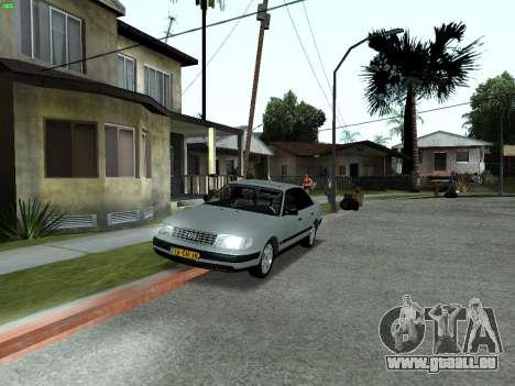 Audi 100 C4 1992 für GTA San Andreas obere Ansicht