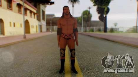 Razor Ramon für GTA San Andreas zweiten Screenshot