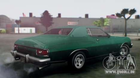 Ford Gran Torino 1974 IVF für GTA San Andreas linke Ansicht