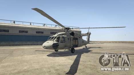 GTA 5 MH-60S Knighthawk