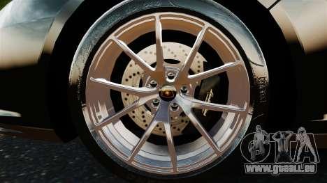 Lamborghini Asterion LP900 pour GTA 4 est un droit