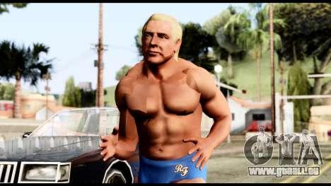 WWE Ric Flair pour GTA San Andreas