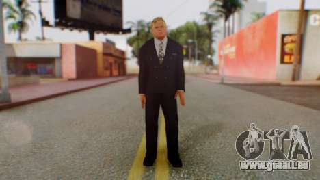 Mr Perfect für GTA San Andreas zweiten Screenshot