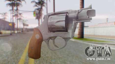 Charter Arms Undercover Revolver pour GTA San Andreas