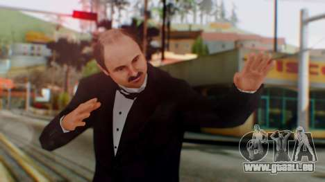 Howard Finkel pour GTA San Andreas
