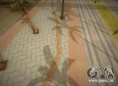 SA SuperPro ENB v1 für GTA San Andreas dritten Screenshot