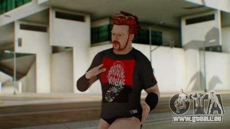 Sheamus 1 pour GTA San Andreas
