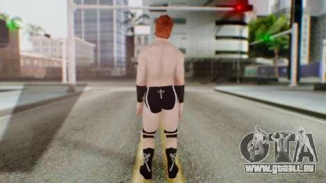 Sheamus 2 für GTA San Andreas dritten Screenshot