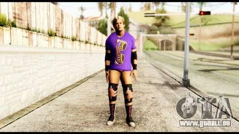 Zack Ryder 2 pour GTA San Andreas deuxième écran
