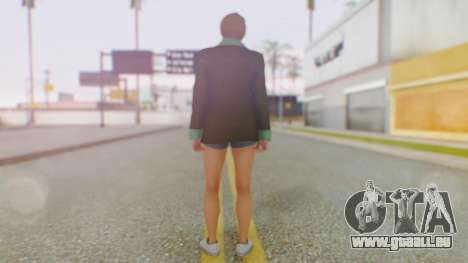 GTA Online Executives and other Criminals Skin 1 pour GTA San Andreas troisième écran