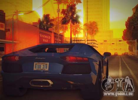SA SuperPro ENB v1 pour GTA San Andreas