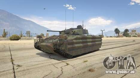 FV510 Warrior für GTA 5