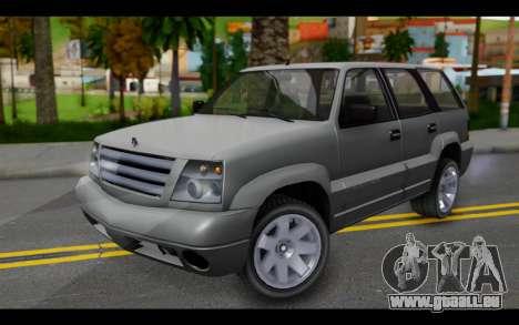 GTA 5 Albany Cavalcade IVF pour GTA San Andreas
