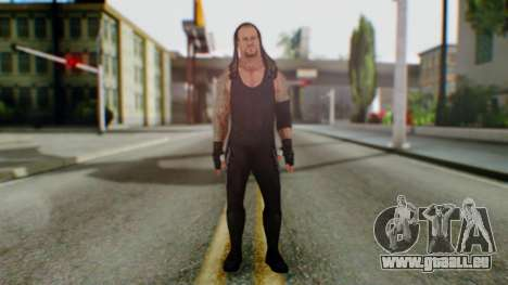 The Undertaker pour GTA San Andreas deuxième écran