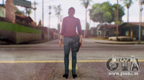 Jessica Jones Friend 1 für GTA San Andreas dritten Screenshot
