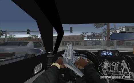Elegy Drift King GT-1 [2.0] für GTA San Andreas Rückansicht