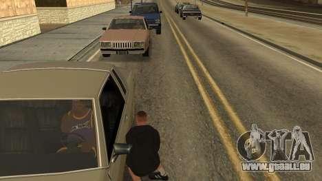 Crush Car für GTA San Andreas dritten Screenshot