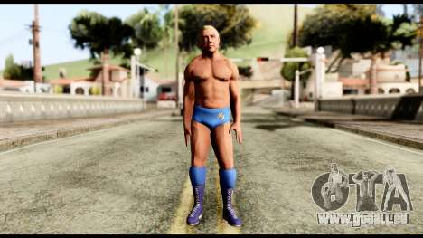 WWE Ric Flair für GTA San Andreas zweiten Screenshot