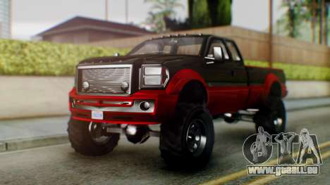 GTA 5 Vapid Sandking SWB IVF pour GTA San Andreas