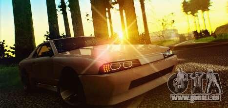 Elegy HellCat pour GTA San Andreas