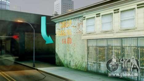 Akatsuki ORB-01 ENBSeries ReShade pour GTA San Andreas quatrième écran