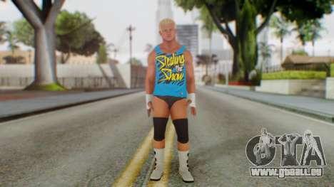 Dolph Ziggler 2 für GTA San Andreas zweiten Screenshot