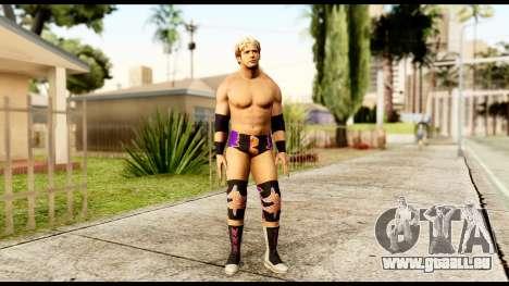 Zack Ryder 1 für GTA San Andreas zweiten Screenshot