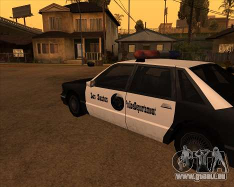Neues Fahrzeug.txd v2 für GTA San Andreas zweiten Screenshot