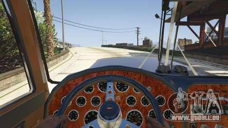 Peterbilt 289 pour GTA 5
