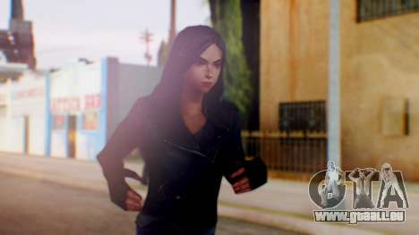 Jessica Jones pour GTA San Andreas