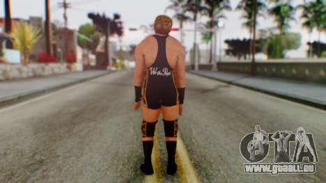 WWE Jack Swagger pour GTA San Andreas troisième écran