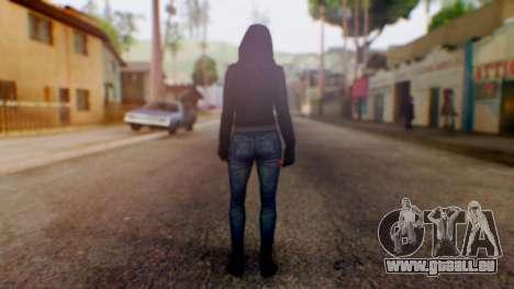 Jessica Jones pour GTA San Andreas troisième écran
