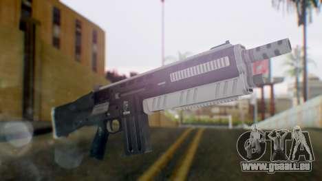 GTA 5 Assault Shotgun - Misterix 4 Weapons pour GTA San Andreas