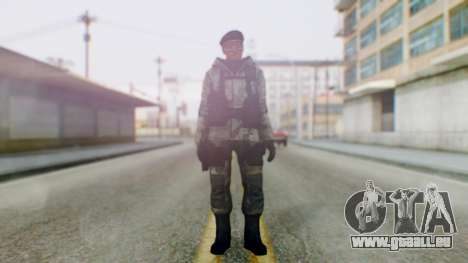 Counter Strike Online 2 Arctic für GTA San Andreas zweiten Screenshot