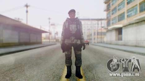 Counter Strike Online 2 Arctic pour GTA San Andreas deuxième écran