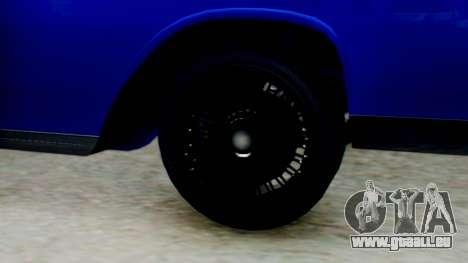GTA 5 Vapid Chino Tunable IVF für GTA San Andreas rechten Ansicht