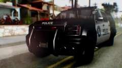 GTA 5 Police Ranger