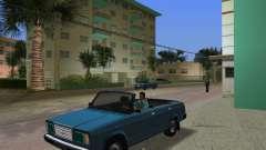 VAZ 21047 Cabrio für GTA Vice City