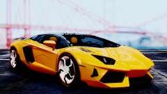 Lamborghini Aventador Mansory Carbonado Color